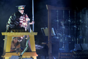 Harry Partch: Delusion of the Fury, July 23 and 24, 2015